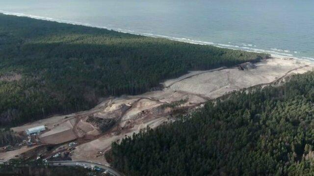 Польские экологи обратились в Еврокомиссию с жалобой на раскопки Балткосы