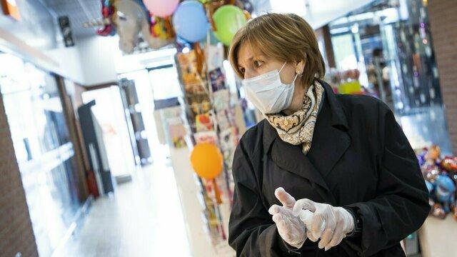 В Роспотребнадзоре оценили риски калининградцев заразиться коронавирусом в магазинах и на улице (фото)