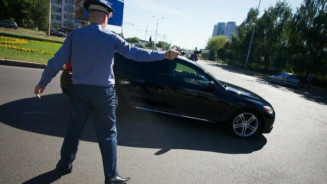 В выходные калининградская ГИБДД  будет ловить пьяных водителей