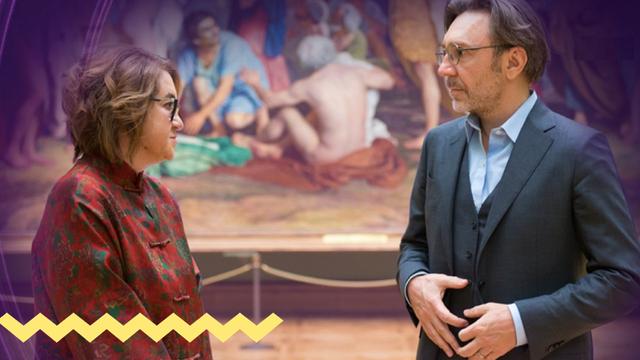 Третьяковская галерея выложила полную видеоэкскурсию с Сергеем Шнуровым