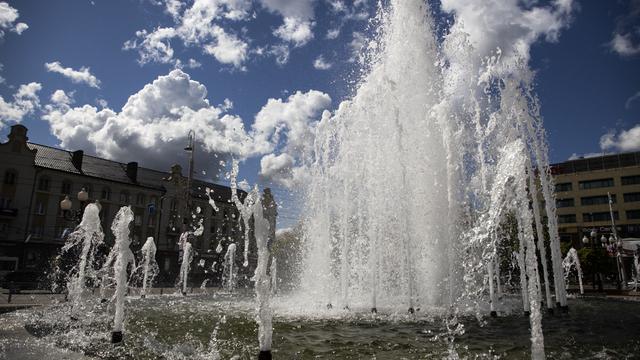 В мэрии Калининграда рассказали, когда снова заработают фонтаны