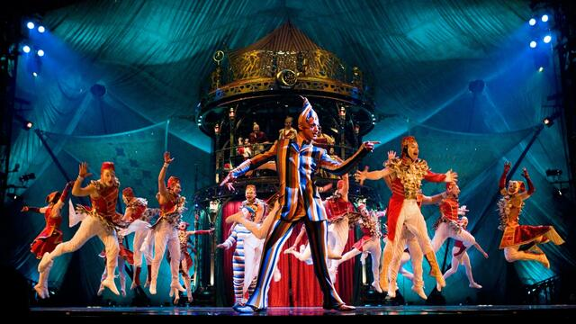 Ледовое, шаманское, волшебное: пять бесплатных онлайн-шоу от Cirque du Soleil