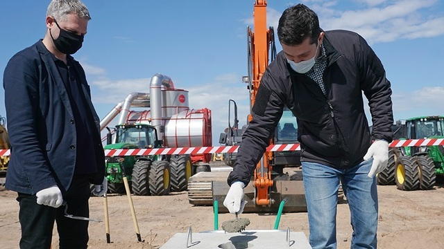 В Полесском районе построят завод для переработки торфа