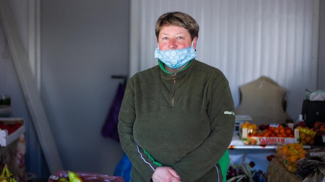 Три года торговала на улице, но своего добилась: хозяйка снесённой палатки  у Северного вокзала — о бизнесе и жизни