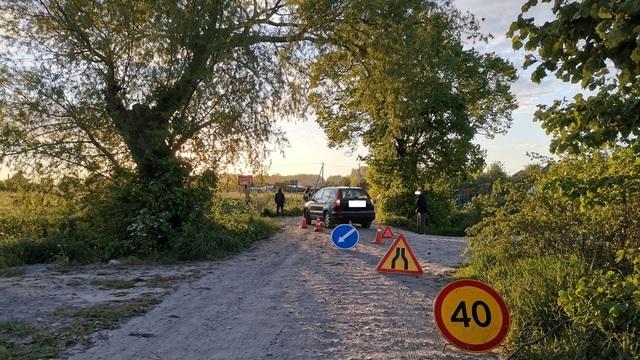 В ДТП под Зеленоградском пострадали 12-летний ребёнок и взрослый пассажир