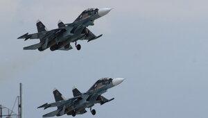 Над Калининградом 24 июня пролетят десятки истребителей и вертолётов