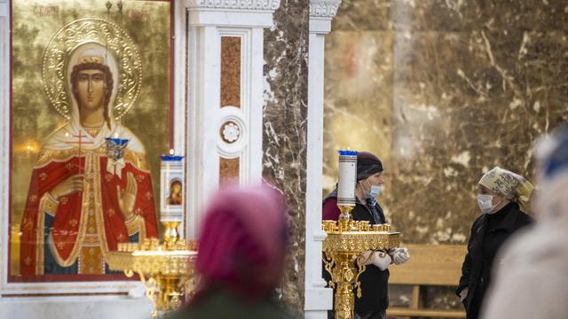 Калининградцы с 6 июня смогут посещать богослужения в храмах