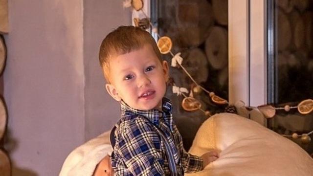 В Калининграде объявили сбор для пятилетнего мальчика с опухолью мозга