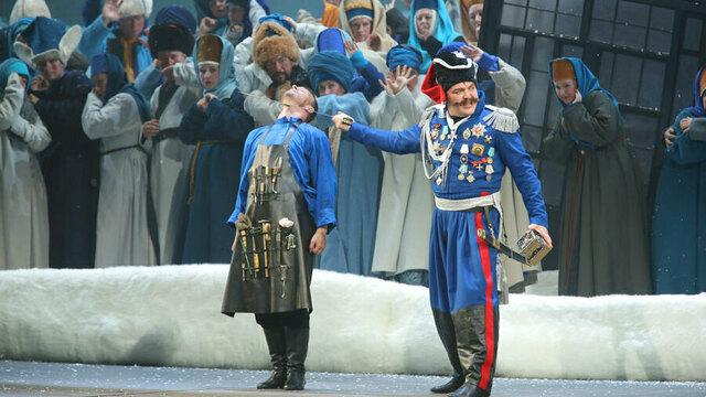 Мариинский театр провёл сотый показ с начала самоизоляции (видео)