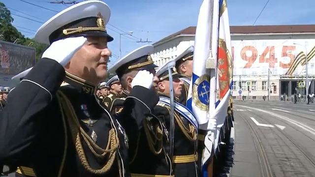Прямая трансляция парада Победы в Калининграде (видео)