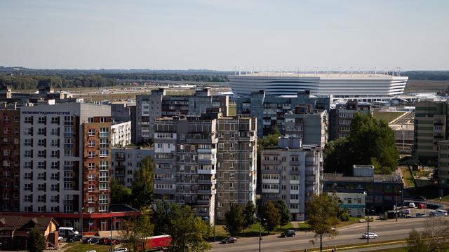 Суд: экспертиза по делу о хищениях при строительстве стадиона в Калининграде не доказывает вину