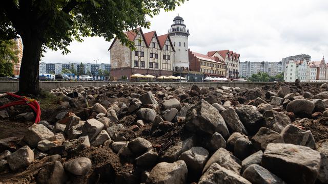 Как выглядит закрытый на реконструкцию остров Канта (фоторепортаж)
