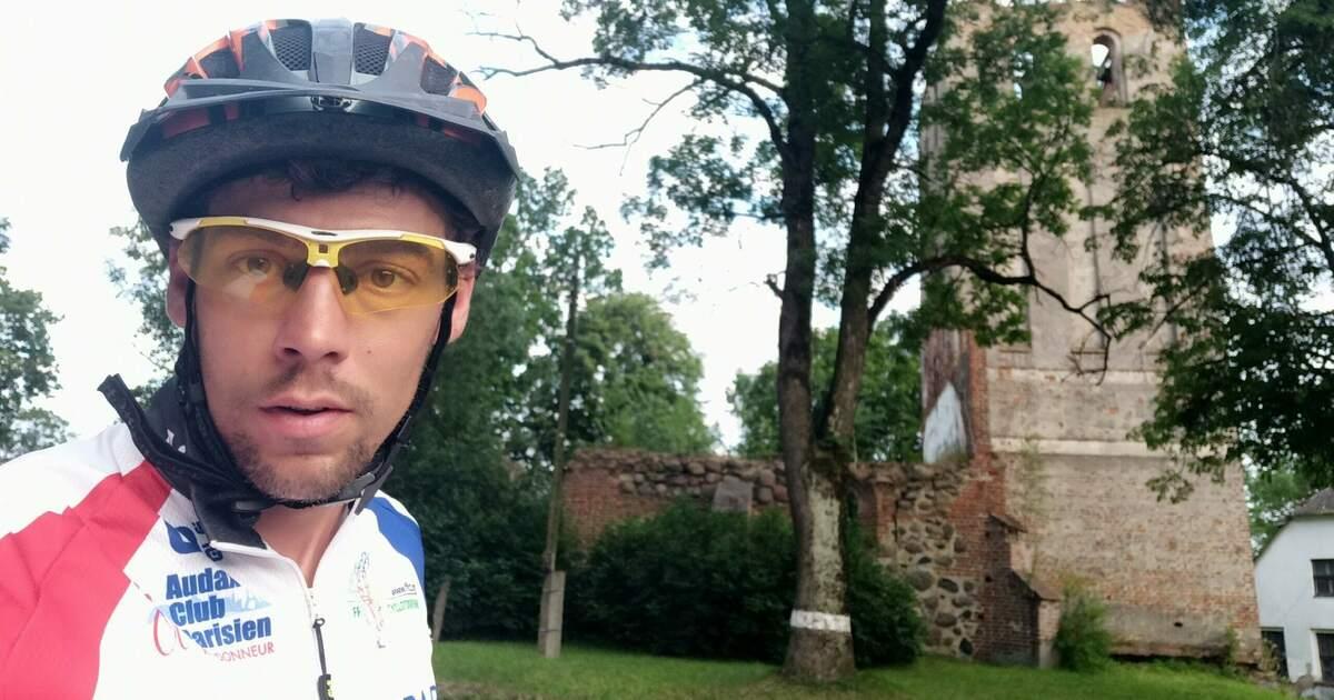 Тысяча километров и спасённый ёжик: как за три дня объехать всю область на велосипеде