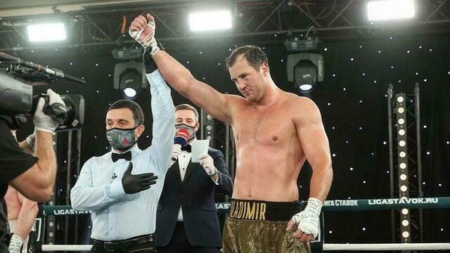 Оправданный после смертельной драки у McDonald's Иванов победил в боксёрском шоу