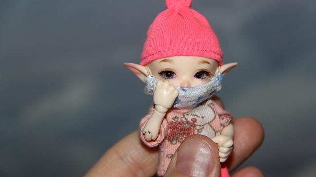 Помещается в ореховую скорлупку: калининградка делает миниатюрных