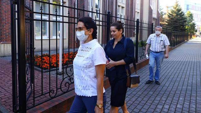 Судебное заседание по делу врачей Белой и Сушкевич закрыли на время выступления свидетелей обвинения