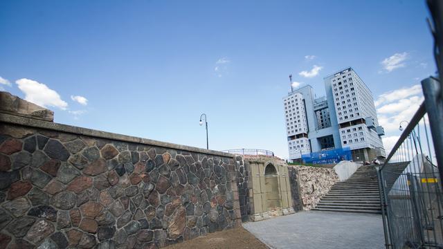 За и против: что думают эксперты о частичном демонтаже Дома Советов