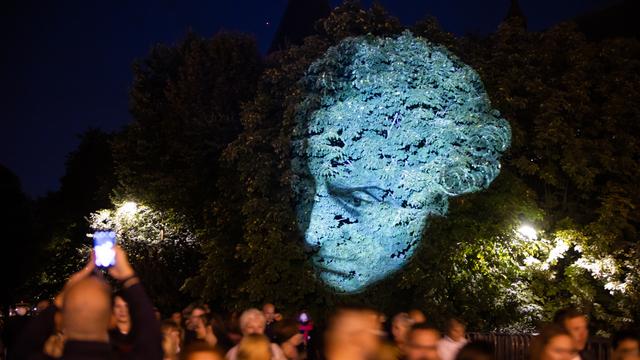 Портрет философа и подсветка собора: как выглядит остров Канта после реконструкции (фоторепортаж)