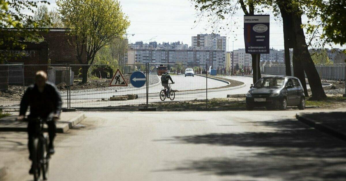 Власти снова перенесли открытие двустороннего движения по Гагарина