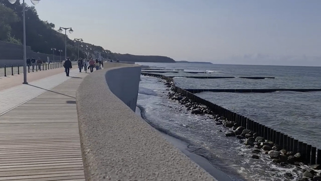 Черномаз рассказал, когда у променада в Светлогорске появится пляж