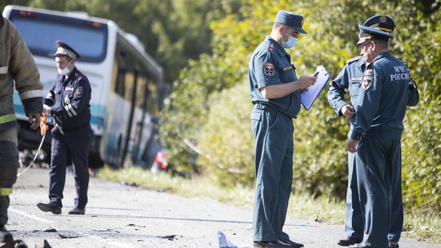 Утонувший автобус и трагедия под Гвардейском: семь аварий с пассажирским транспортом в Калининградской области