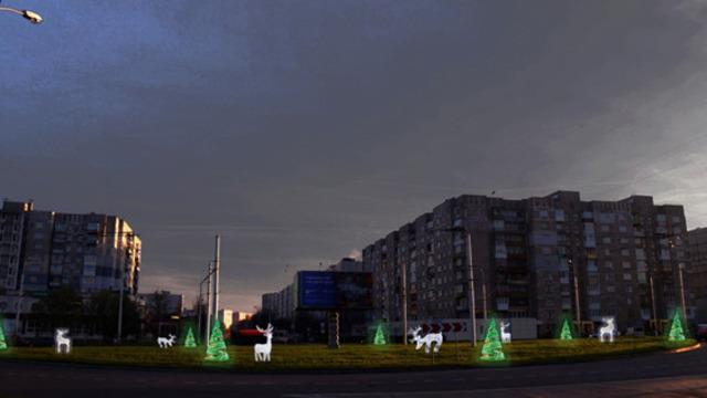 Как Калининград украсят к Новому году (эскизы)