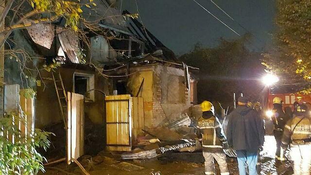 Смертельный пожар на ул. Гончарова произошёл в центре реабилитации наркозависимых