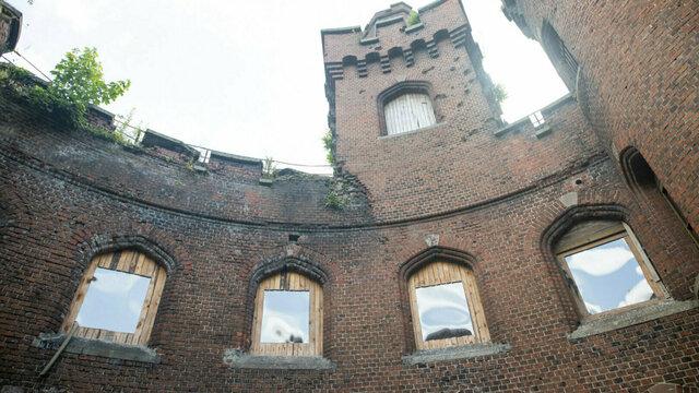 На разработку проекта по открытию музея в башне Врангеля выделят десять миллионов рублей
