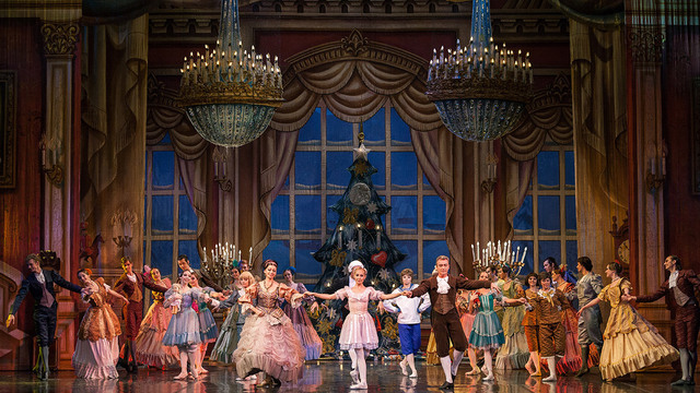 """В Светлогорске покажут балет """"Щелкунчик"""" с участием Московского театра La Classique"""