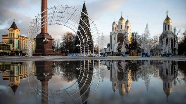 Калининград назван в числе регионов, которые выиграют от введения ограничений в Москве и Петербурге