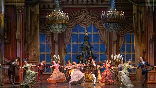 """В Янтарь-холле выступит московский театр La Classique с балетом """"Щелкунчик"""""""