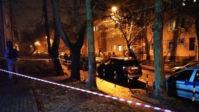 Очевидцы: на Чернышевского муж убил жену на глазах детей