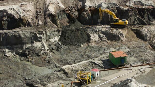 Янтарный комбинат объявил тендер на отработку горных пород в Приморском карьере на 644 млн