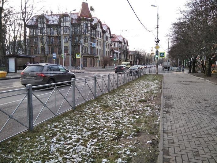 В Калининграде на двух перекрёстках впервые заработали светофоры - Новости Калининграда   Фото: Константин Сериков