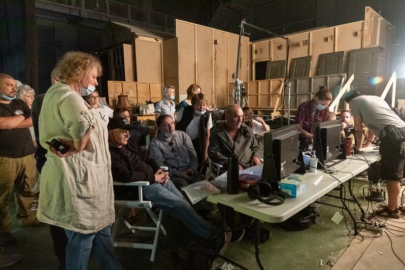 Александр Балуев снимает в Калининграде первый фильм в качестве режиссёра (фото) - Новости Калининграда | Фото: пиар-служба фильма