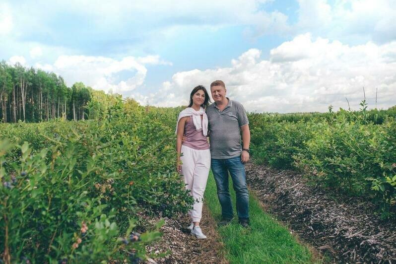 На фото: Виктория и Владимир Кукушкины   Фото: Светлана Андрюхина