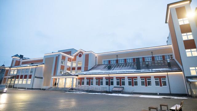 Бассейн, лаборатории и тир: как выглядит новая школа на Артиллерийской в Калининграде