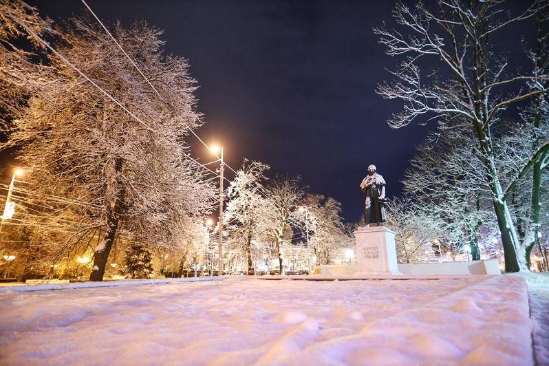 Фото дня: Зима в Калининграде - Новости Калининграда