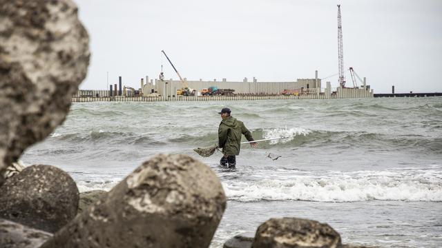 Подрядчик строительства глубоководного порта в Пионерском получил аванс 723,6 млн рублей