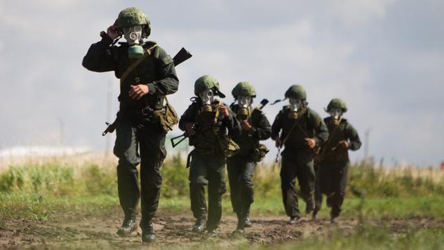 Аналитики США: объединение войск на Западе России и в Калининградской области — самое сильное в стране
