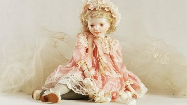 Английский фарфор, овечья шерсть и винтажные кружева: калининградка создаёт интерьерные куклы