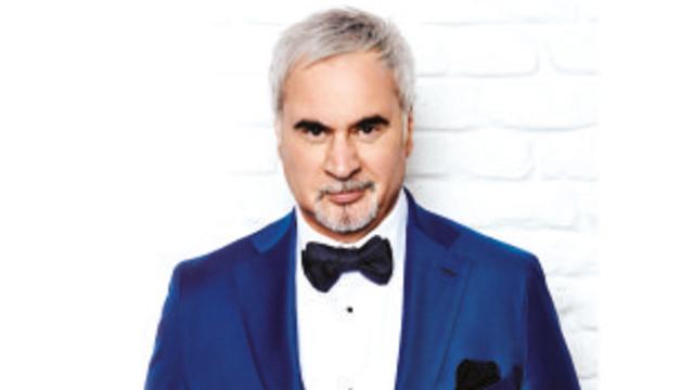 Валерий Меладзе выступит с двумя большими сольными концертами в Светлогорске