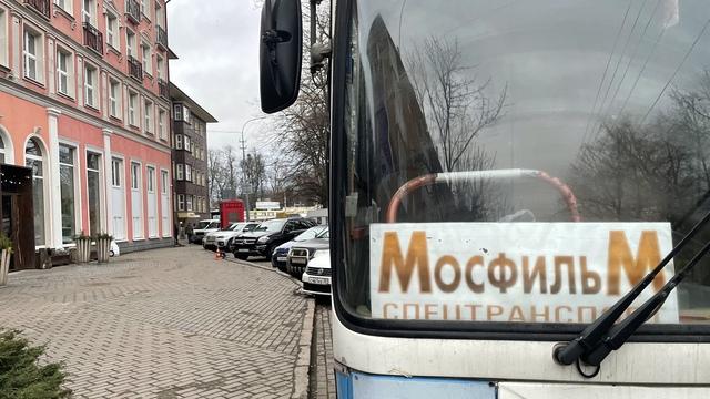 В Калининграде снимают триллер с Иваном Янковским
