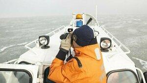 Разрушение льда и полыньи в заливах: в Калининградской области действует штормовое предупреждение