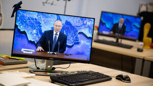 Путин наградил четырёх калининградок за вклад в борьбу с COVID-19