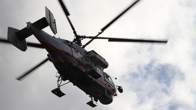 Летает до шести часов со скоростью 15 м/с: что известно о модели вертолёта, упавшего в Куршский залив