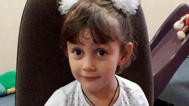 В Калининграде объявлен сбор для трёхлетней девочки с раковой опухолью глаза