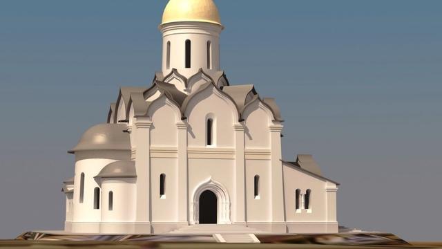 В Калининграде на пл. Калинина построят храм