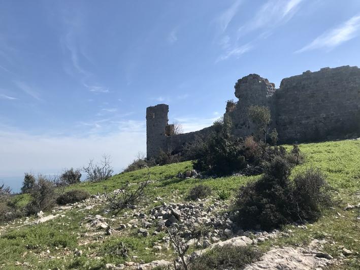 Руины Tokmar Kalesi   Фото: личный архив