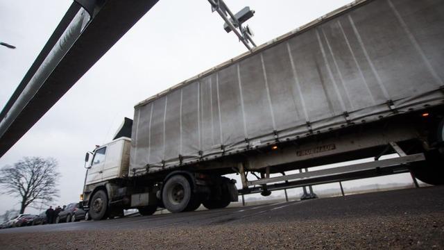 Калининградская таможня рассказала, сколько грузовиков за сутки проехало через российско-литовскую границу